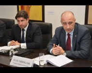 Press Briefing with Minister of Economy Ivan Vrdoljak